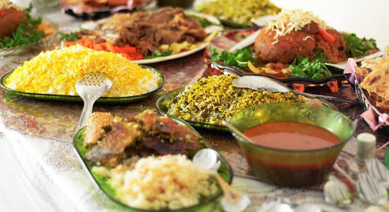 Iranische Küche | Persische Food Persika Tours Persika Tours